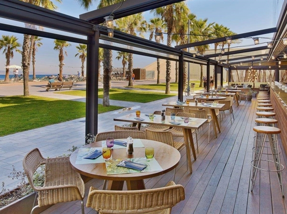 W Hotel Barcelona Restaurant 2018 World S Best Hotels